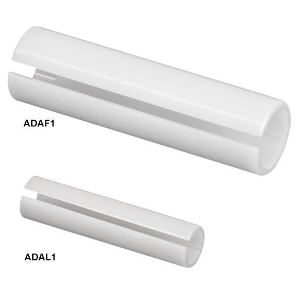 Fiber Protection Sleeve LC ADAL1 Type , Corning Fusion Splice Sleeves For Adapters